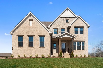 Nolensville Single Family Home For Sale: 809 Delamotte Pass #122