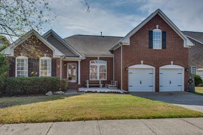 Spring Hill  Single Family Home For Sale: 1027 Countess Ln