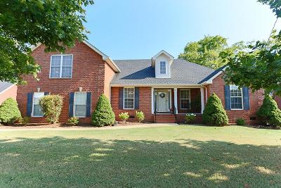 Smyrna Single Family Home For Sale: 311 Andy Johns Dr