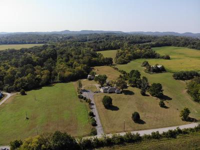 College Grove Farm For Sale: 8455 Bellenfant Rd