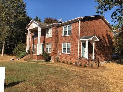 Nashville Single Family Home For Sale: 723 Holder Dr