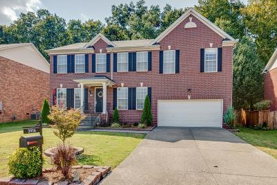 Smyrna Single Family Home For Sale: 3916 Signature Ct