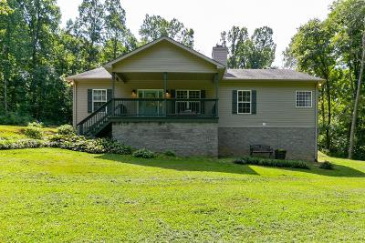 Springfield Single Family Home For Sale: 7622 Chowning Rd