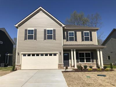 Fairview Single Family Home For Sale: 1058 Brayden Drive Lot 90