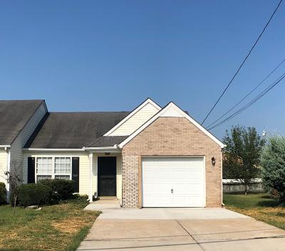 Smyrna Single Family Home Active Under Contract: 708 Dellwood Dr