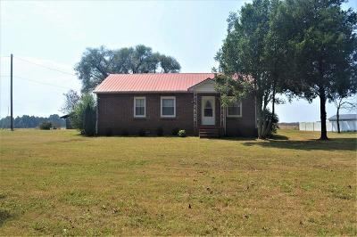Franklin County Single Family Home For Sale: 9637 Old Tullahoma Rd