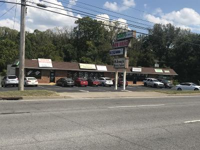 Clarksville Commercial For Sale: 1525 Fort Campbell Blvd
