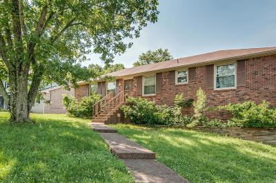 Nashville Single Family Home For Sale: 513 Amalie Ct