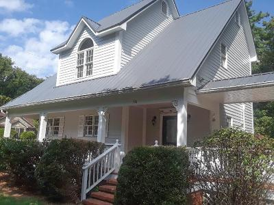 Sewanee Single Family Home For Sale: 336 Tennessee Avenue #922