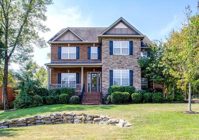 Nolensville Single Family Home For Sale: 1417 Wolf Creek Dr