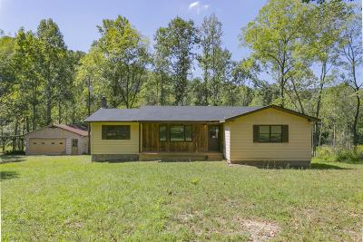 Ashland City Single Family Home For Sale: 1084 Henley Rd