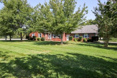 Springfield Single Family Home For Sale: 4615 Airport Rd