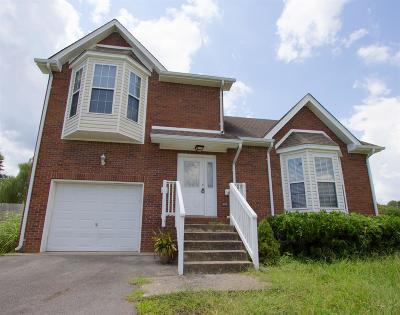 Robertson County Rental For Rent: 123 Deerfield