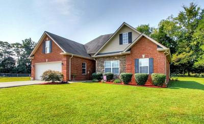 Shelbyville Single Family Home For Sale: 808 Winners Circle South