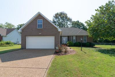 Goodlettsville Single Family Home For Sale: 123 Brookview Cir