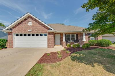 Spring Hill  Single Family Home Active Under Contract: 5018 Morning Dove Ln