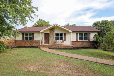 Hermitage Single Family Home Active Under Contract: 624 Belgium Dr