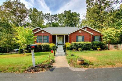 Pegram Single Family Home For Sale: 4406 Tanglewood Rd