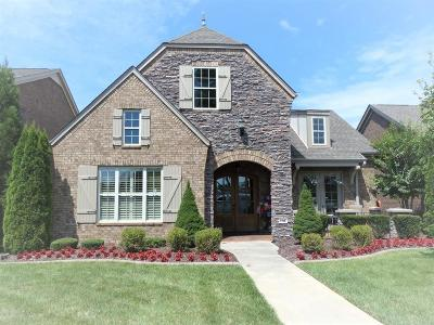 Sumner County Single Family Home For Sale: 1708 Noah Ln