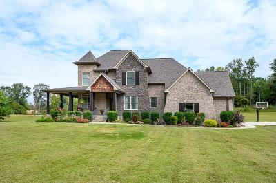 College Grove Single Family Home For Sale: 8254 Patterson Rd