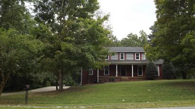 Hendersonville Rental For Rent: 144 Choctaw Dr