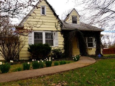 Lebanon Single Family Home For Sale: 213 Pennsylvania Ave