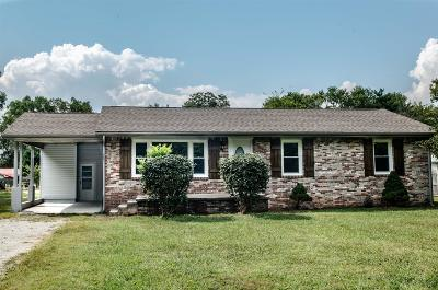 Franklin County Single Family Home For Sale: 106 Elk Acre Dr