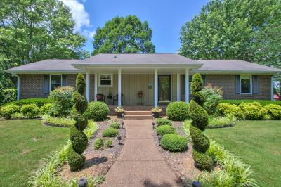 Cottontown Single Family Home For Sale: 826 Shun Pike