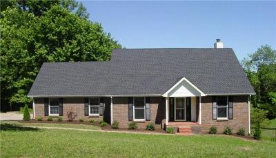 Clarksville Single Family Home For Sale: 831 Vaughan Rd