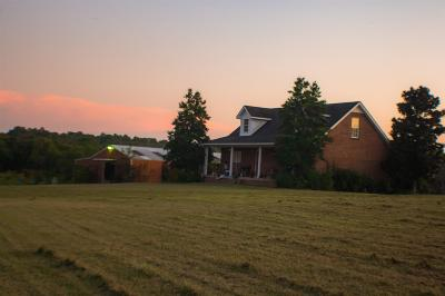 Adams, Clarksville, Springfield, Dover Single Family Home For Sale: 3120 Chapel Hill Rd