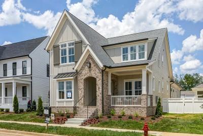 Nashville Single Family Home For Sale: 808 Carsten Street