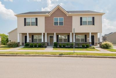 Antioch Condo/Townhouse For Sale: 1654 Sprucedale Dr