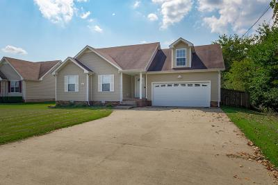 Clarksville Single Family Home For Sale: 2432 Egret Dr