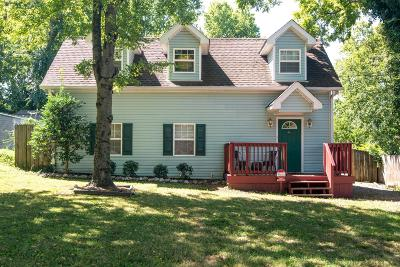 East Nashville Single Family Home For Sale: 804 Crockett St