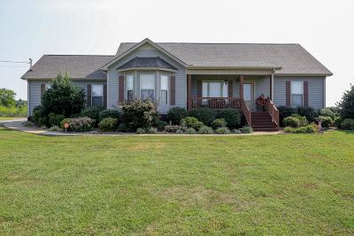 Shelbyville Single Family Home For Sale: 3070 Midland Rd