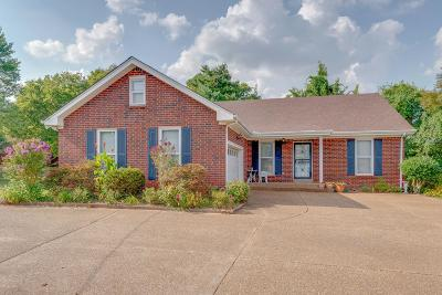 Nashville Single Family Home Active Under Contract: 424 Haywood Ct N