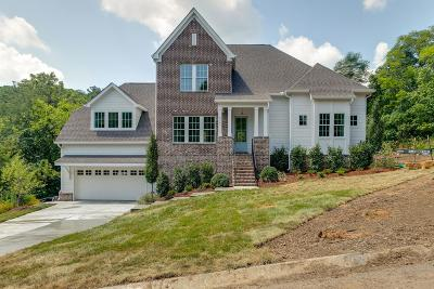 Brentwood Single Family Home Active Under Contract: 6987 Tartan Dr