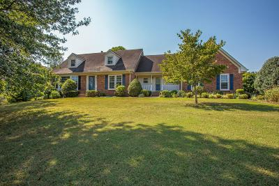 Franklin Single Family Home Active Under Contract: 4047 Arno Rd