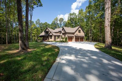 Franklin Single Family Home For Sale: 6010 Serene Valley Trail