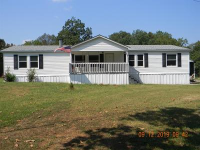 Shelbyville Single Family Home For Sale: 265 Templeford Road