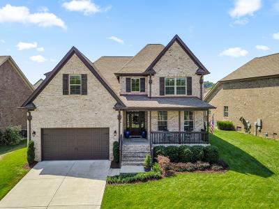 Spring Hill Single Family Home For Sale: 7024 Salmon Run