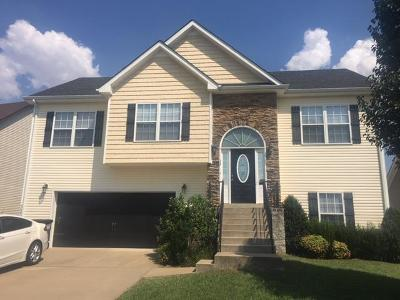 Clarksville Single Family Home For Sale: 3625 Fox Den Ln