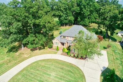Greenbrier Single Family Home For Sale: 4183 Ironwood Dr