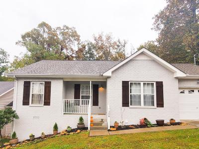 Hendersonville Single Family Home For Sale: 108 Township Ct