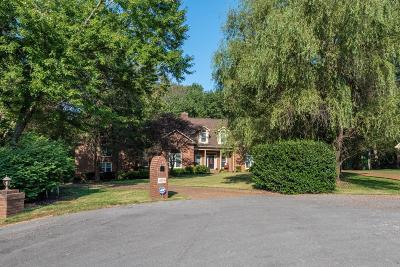 Hendersonville Single Family Home Active Under Contract: 1019 Carolyn Cir