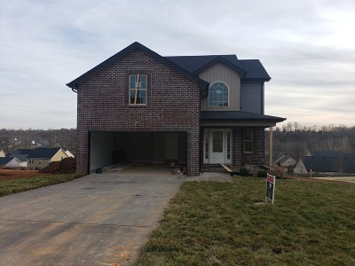 Clarksville Single Family Home For Sale: 828 Crestone Ln (Lot 140)