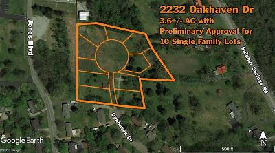 Murfreesboro Single Family Home For Auction: 2232 Oakhaven