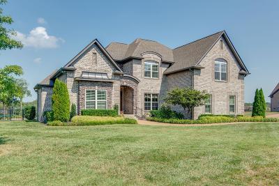 Mount Juliet TN Single Family Home For Sale: $628,500
