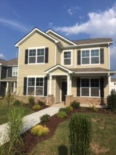 Lebanon Single Family Home For Sale: 12 Pointer Place Lot 112