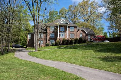 Greenbrier Single Family Home For Sale: 1007 Deer Branch Ln